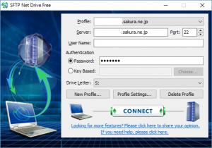SFTP_netdrive